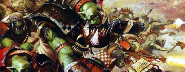 "The ""So You Want to Start an Army"" series continues, and this time the Green Tide rolls in! In this episode, we're talking Orks. How good is the Start Collecting […]"