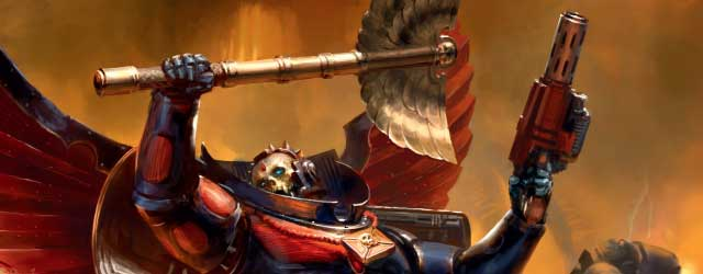 The Black Crusade continues, and this time it's the Blood Angels' turn to tell their half of the story! In this episode, we take a look at Angel's Blade, the 2nd […]