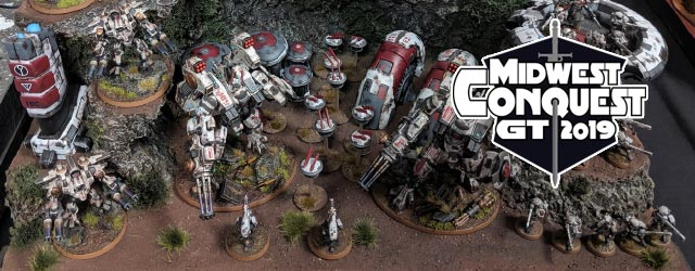 The games are done, the tables are packed away, and another Midwest Conquest is in the books! So, how did our 40k convention go? How did our first Kill Team […]