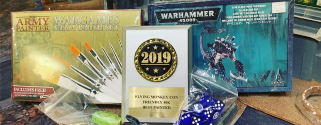 Rob travels to Wichita to play at Flying Monkey Con 2019, and he's joined by an assortment of guests as we talk about the weekend! In our first part, he […]