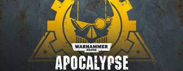 It's time to go big or go home – the new edition of Apocalypse is upon us! Rather than just play 8th Edition and use more points, Games Workshop has […]