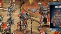 As we continue on through days of 40K being mostly theoryhammer, you may get the itch to start a new army. But is there a right (or wrong) way to […]