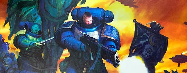 The first two 9th Edition codexes are here! In this episode, we take a look at the perennial poster boys for 40K, the Space Marines, and what their new codex […]