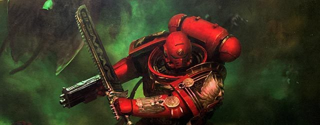 The Ninth Edition codex rollout continues, and in this episode we take a look at the next-to-last of the founding chapters to get the codex supplement treatment – the Blood […]