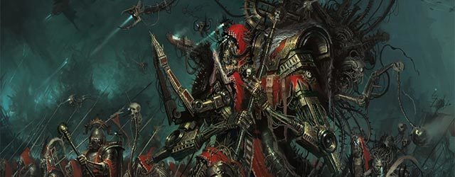 After a brief hiatus, codexes for Ninth Edition are once again being released, and the followers of the Omnissiah are up next! We say the proper prayers to the machine […]